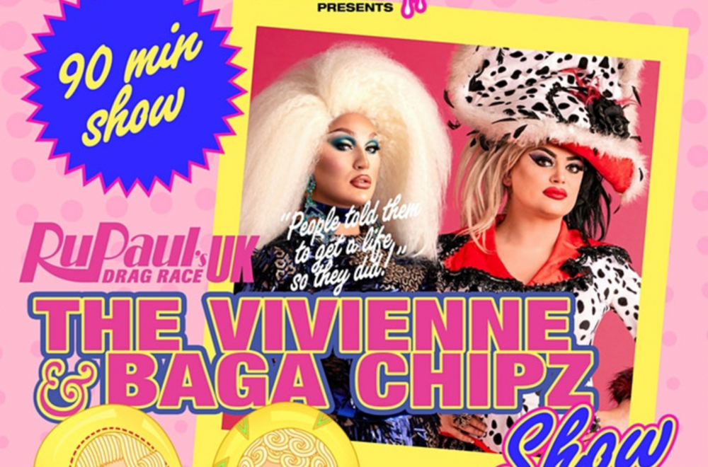 The Vivienne and Baga Chipz Show