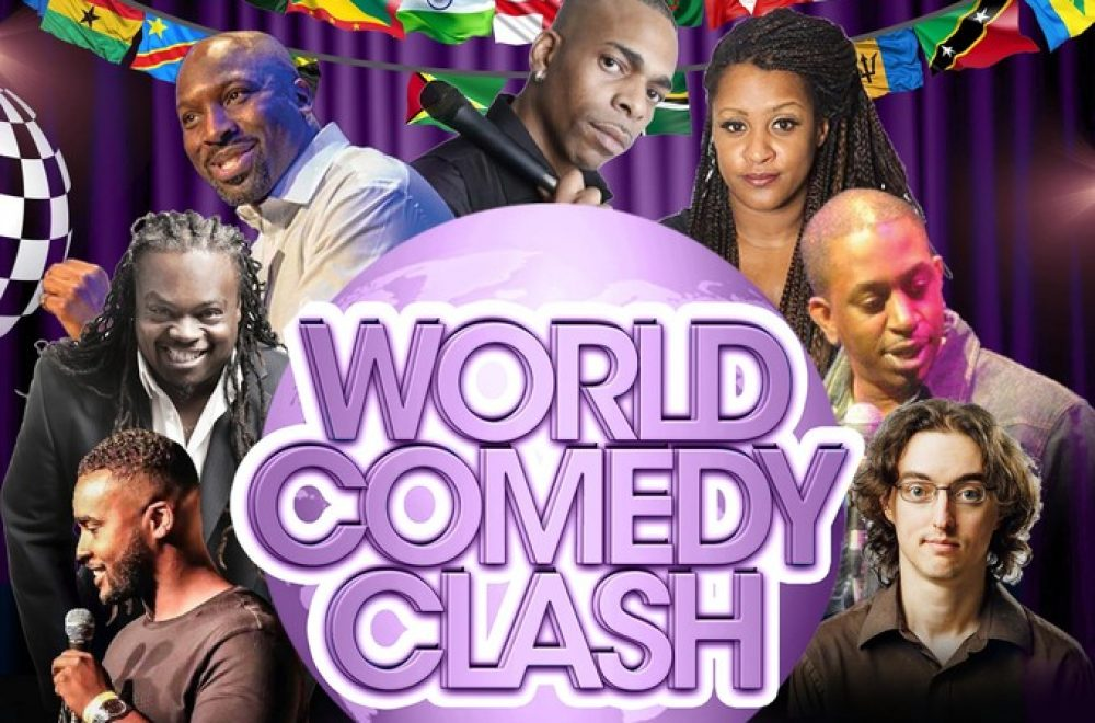 World Comedy Clash