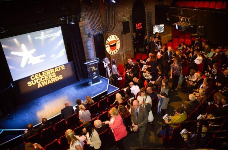 A versatile and unique auditorium