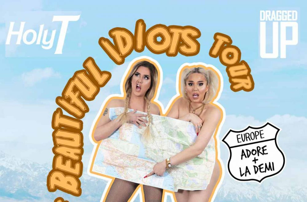 Holy T presents Adore Delano and La Demi