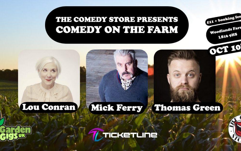 Comedy on the Farm